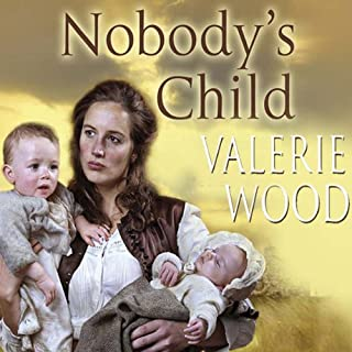 Nobody's Child audiobook cover art