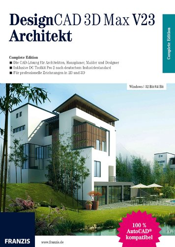 DesignCAD 3D Max V23 Architekt [Download]