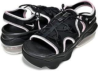 [ナイキ] ウィメンズ エアマックス ココ サンダル WMNS AIR MAX KOKO SANDAL black/pink glaze-sail-black dm6187-010 レディース ブラック ピンク [並行輸入品]