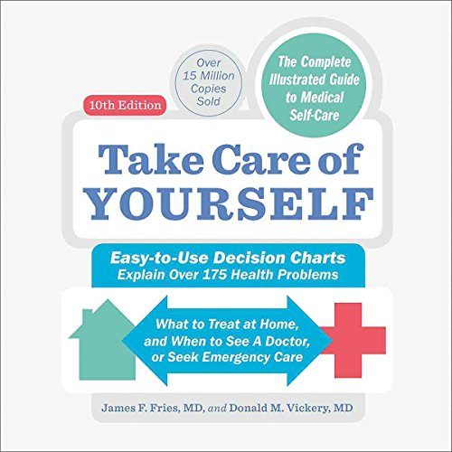 Take Care of Yourself, 10th Edition cover art