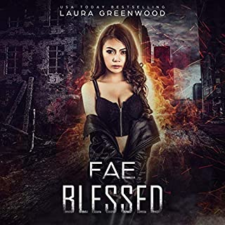 Fae Blessed cover art