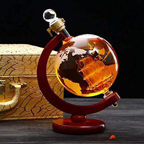 CLX Finest Glas Whiskey Dekanter...