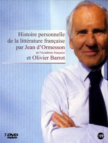 Histoire personnelle de la littérature française par Jean