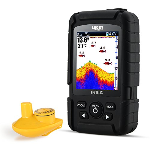 LUCKY Fishfinder Wireless Bild