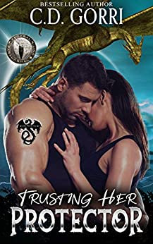 Trusting Her Protector: Federal Paranormal Unit (Wyvern Protection Unit Book 1) by [C.D.  Gorri]