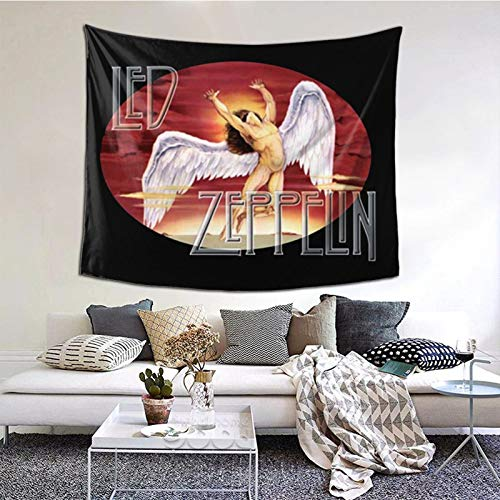 Tapestry Wall Hangings Custom Decoration Led-Zeppelin-Icarus Art Curtain Blanket Living Room Home Decor, 60*51inch