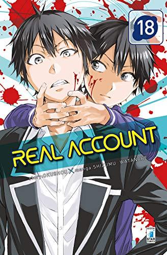 Real account (Vol. 18)