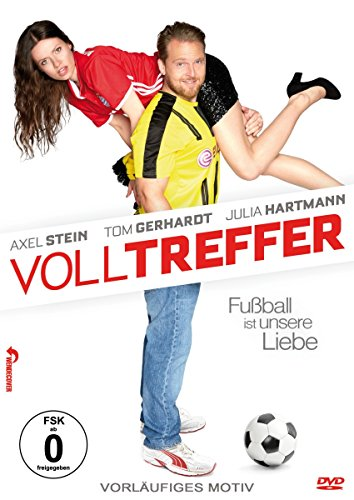 Volltreffer (Film) cover