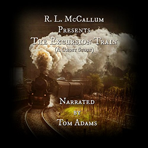 The Excursion Train audiobook cover art