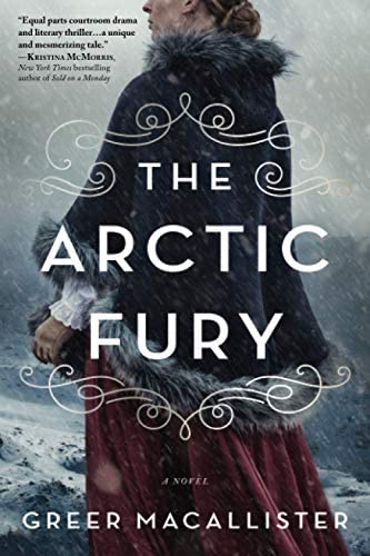 Arctic Fury A Novel product image