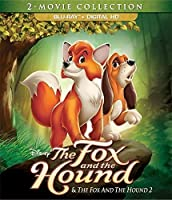 Fox & the Hound: 2 Movie Collection/ [Blu-ray] [Import]