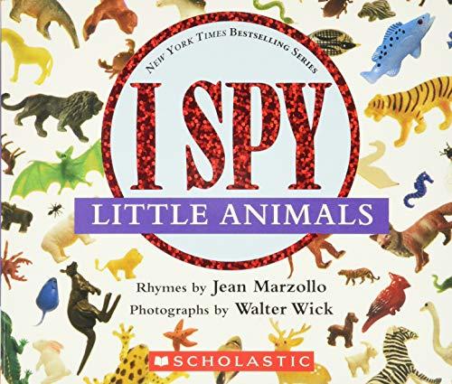 I Spy Little Animalsの詳細を見る
