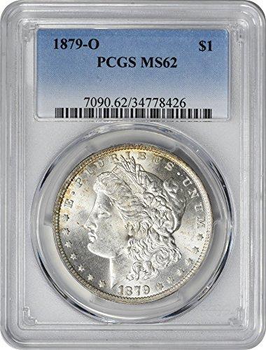 1879 O Morgan Dollar MS62 PCGS