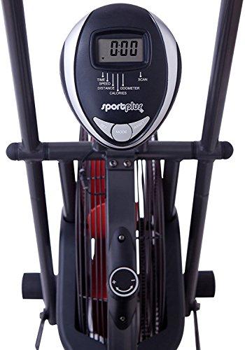 SportPlus Air Bike SP-FB-1000 Perspektive
