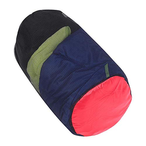 Alomejor Material de compresión Sacos Nylon Exterior Compresión Senderismo Material de Dormir Bolsa de Almacenamiento para Ropa Edredones Ropa de Cama AlmohadasViajes