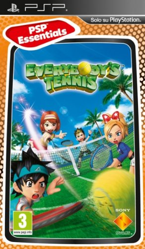 Everybody's Tennis [Importación Italiana]