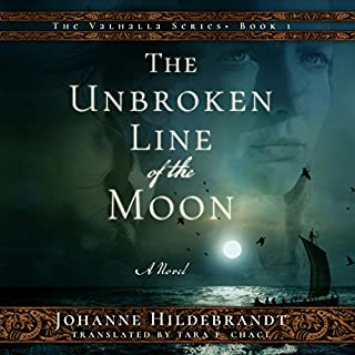 The Unbroken Line of the Moon audiobook cover art