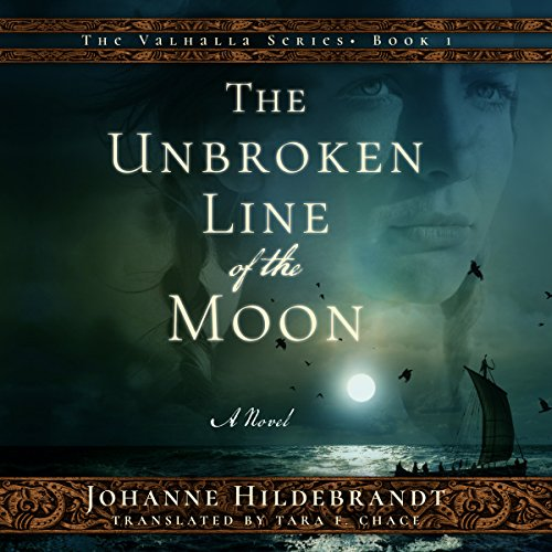 The Unbroken Line of the Moon cover art