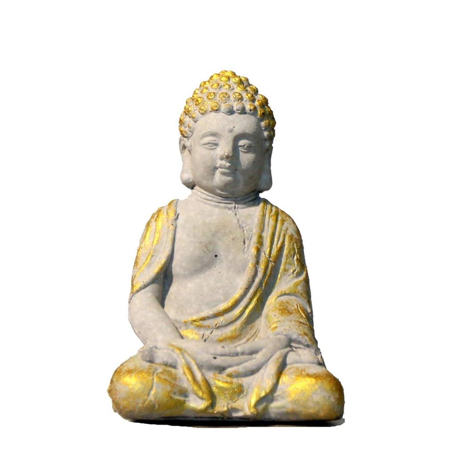 ステーキ巧みなポットNTWXY 仏像を提供しています、ホームデコレーションスタチュー、宗教的なアイテム、ホームデコレーション、7×11cm