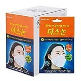 東亜製薬 KF94 マスク 25枚入り(個包装) 1BOX 白色 韓国製 4層構造 サイズ調整機能付