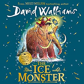 The Ice Monster                   By:                                                                                                                                 David Walliams                               Narrated by:                                                                                                                                 Jane Horrocks,                                                                                        Miriam Margolyes,                                                                                        Peter Serafinowicz,                   and others                 Length: 5 hrs and 40 mins     299 ratings     Overall 4.7