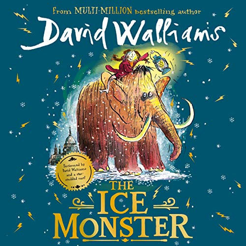 The Ice Monster audiobook cover art