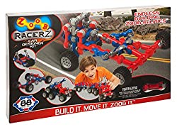 ZOOB RacerZ Car Designer-Best Toys For 6 year old Boys