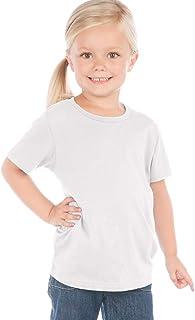 Kavio! Toddlers Crew Neck Short Sleeve Tee Jersey (Same TJC0440)