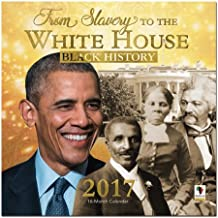 african american history calendars 2017