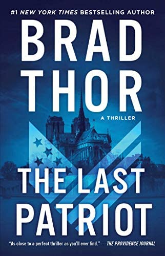 The Last Patriot A Thriller The Scot Harvath Series Book 7 product image