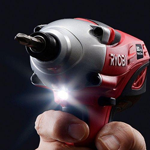 リョービ(RYOBI)『充電式インパクトドライバーBID-1260』