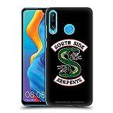 Head Case Designs Officiel Riverdale South Side Serpents Art Graphique Coque Dure pour l'arrière...