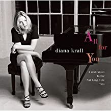 All for You: A Dedication to the Nat by DIANA KRALL (2015-12-02)