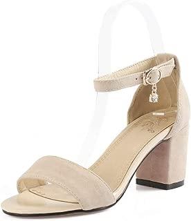 BalaMasa Womens ASL06867 Pu Fashion Sandals