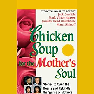 Chicken Soup for the Mother's Soul audiobook cover art