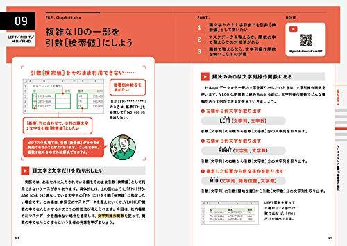 『できるYouTuber式 Excel 現場の教科書(「本×動画」で学ぶ新しい独習~180万回再生の実績! )』の4枚目の画像
