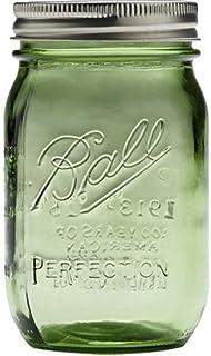 BALL メイソンジャー [ M 480ml グリーン ] Mason jar 正規品