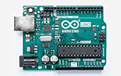 """This board is your entry to the unique Arduino experience: great for learning the basics of how sensors and actuators work, and an essential tool for your rapid prototyping needs Arduino Uno is the most used and documented board in the world """"Uno"""" me..."""