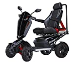 MONSTER 2016 S12X Vita Monster Electric 4 Wheel Power Scooter