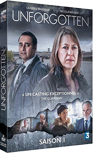 51rmbFEz4KL. SL500  - Une saison 4 pour Unforgotten, les enquêteurs continuent de déterrer le passé sur ITV