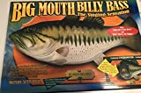 Big Mouth Billy Bass the Singing Sensation by Gemmy Industries