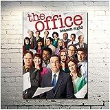 linshel Die Office-TV-Serie Comedy Cast Steve Carell