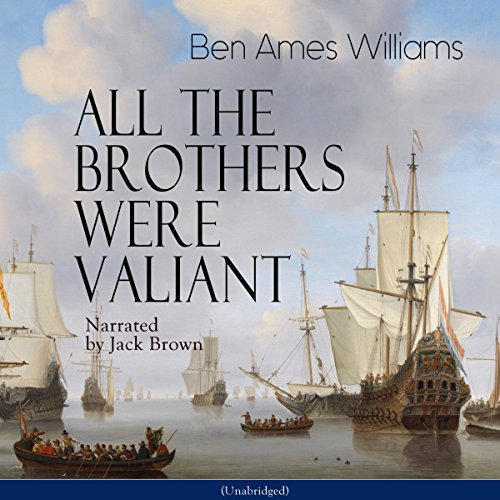 All the Brothers Were Valiant audiobook cover art