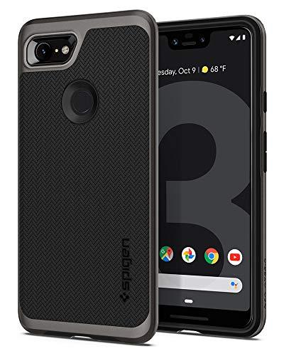 Spigen Neo Hybrid Designed for Google Pixel 3 XL Case (2018) - Gunmetal
