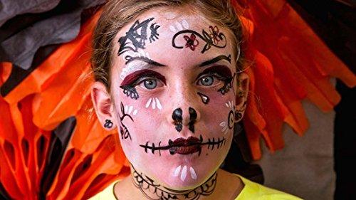 Kids Halloween Face Painting