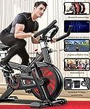 Sport Cyclette, Cyclette Coperta, Cyclette Professionale, Attrezzature Esercizio di Formazione, 110 * 89 * 53cm,Style 7