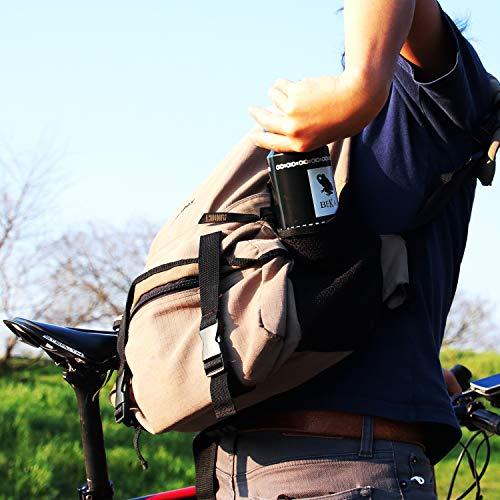 BEKA(ベーカ)おしゃれデザインウォーターボトルDUNA(ドナウ)自転車サイクリングロードバイクMTBマウンテンバイクランニング登山スポーツドリンク飲みやすい給水口容量650ml