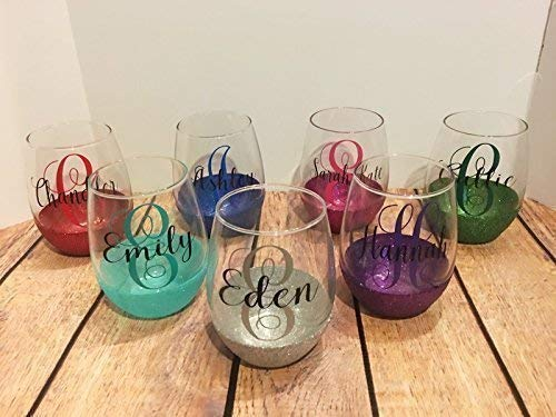 Personalize Stemless Glass