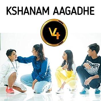 Kshanam Aagadhe