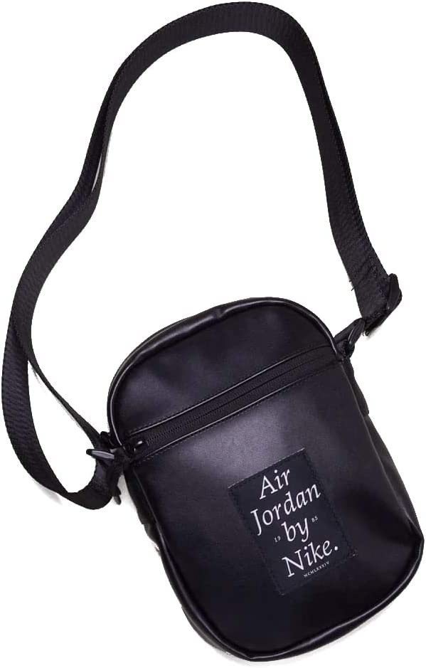 Nike Air Jordan X Crossbody Bag (One Size, Black)